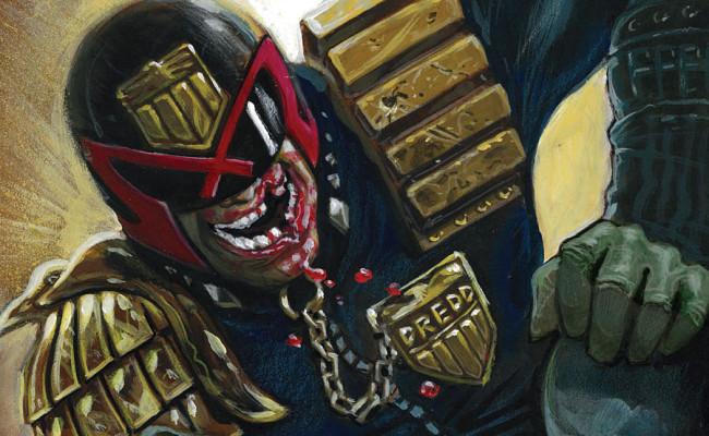 Judge Dredd #28 Review