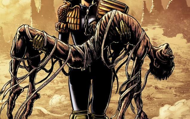 Judge Dredd Classics: The Dark Judges #3 Review
