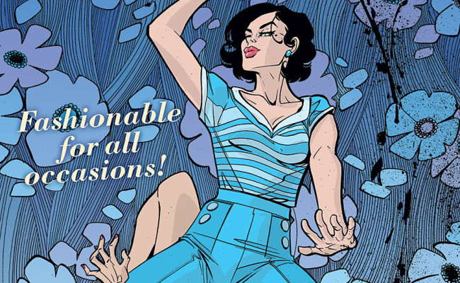 Lady Killer #4 Review