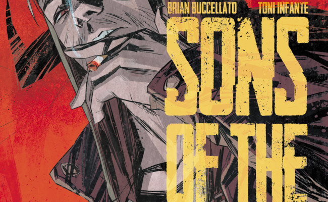 ADVANCE REVIEW! Sons of the Devil #1