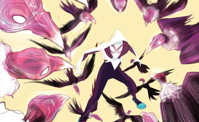 Spider-Gwen #2 Review