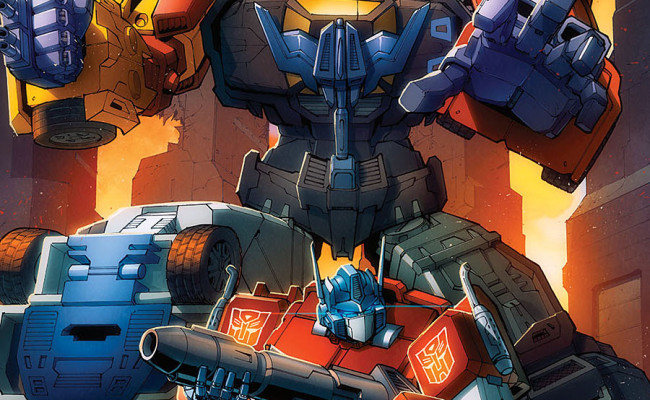 Transformers #39 Review