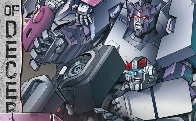 Transformers: Days of Decepticon #38 Review