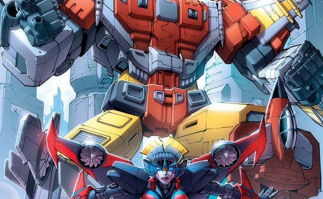 TRANSFORMERS: WINDBLADE #1 Review
