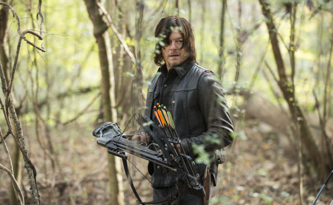 """THE WALKING DEAD """"Try"""" Review"""