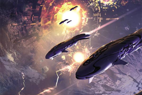 Halo:Escalation #17 Review