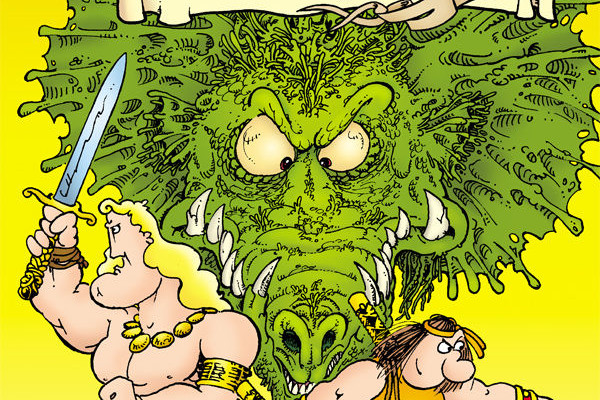 Groo: Friends and Foes #4 Review