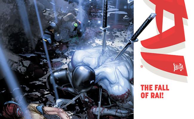 Rai #8 Review