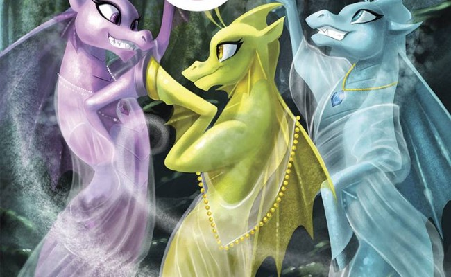 My Little Pony: Fiendship is Magic #3 Review