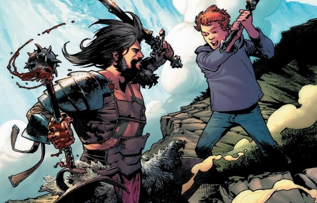 Birthright #6 Review