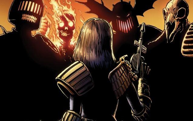 Judge Dredd Classics: Dark Judges #4 Review