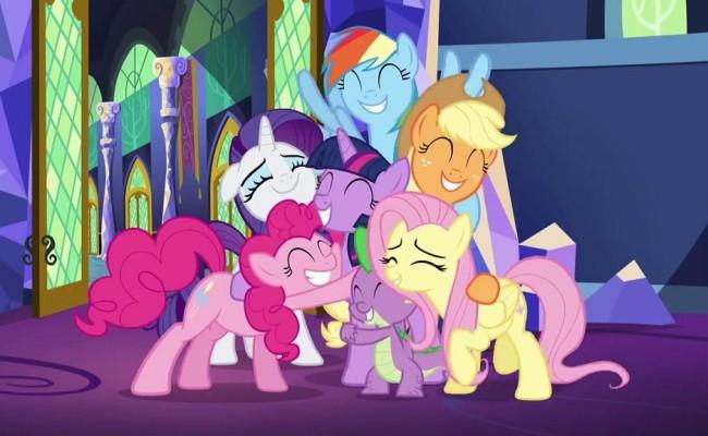 "My Little Pony: Friendship is Magic ""Castle Sweet Castle"" Review"