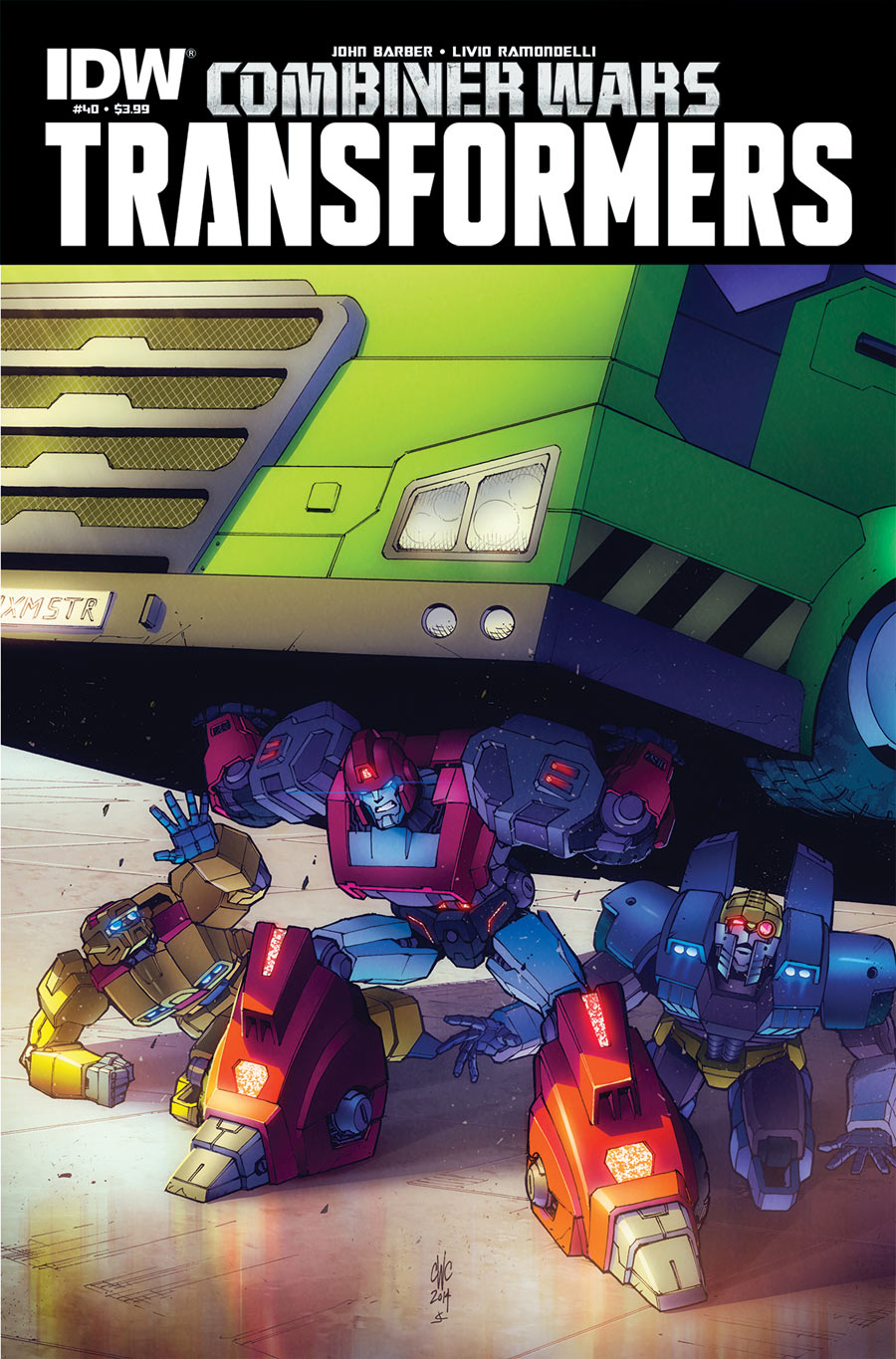 Transformers #40 Review