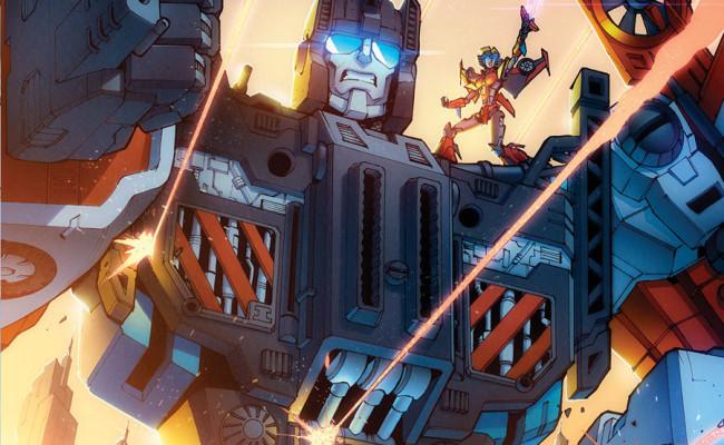Transformers: Windblade Combiner Wars #2 Review