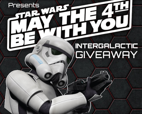 Geek Fuel April 2015 Unboxing: UPDATED STAR WARS GIVEAWAY