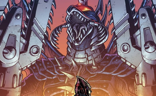 GODZILLA: Rulers of Earth #24 Review