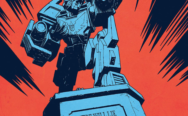 Transformers: More Than Meets The Eye #41 Review
