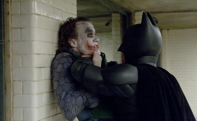 Is the Joker the Hero of THE DARK KNIGHT?