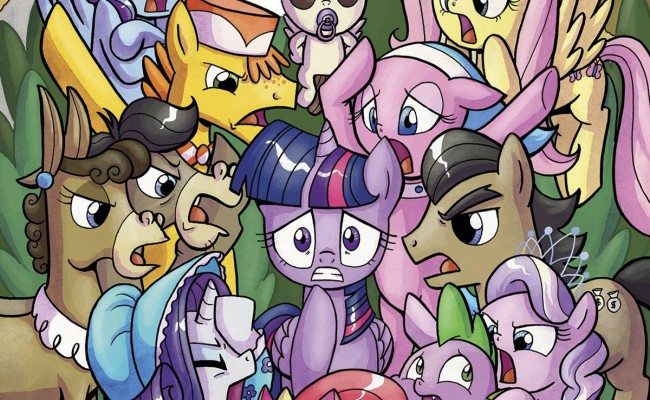 My Little Pony: Friendship is Magic #31 Review
