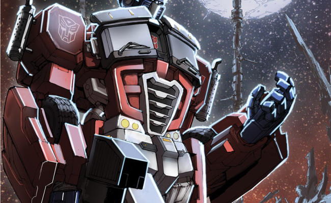 Transformers: Robots In Disguise #42 Review
