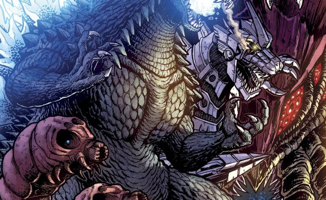 GODZILLA: Rulers of Earth #25 Review