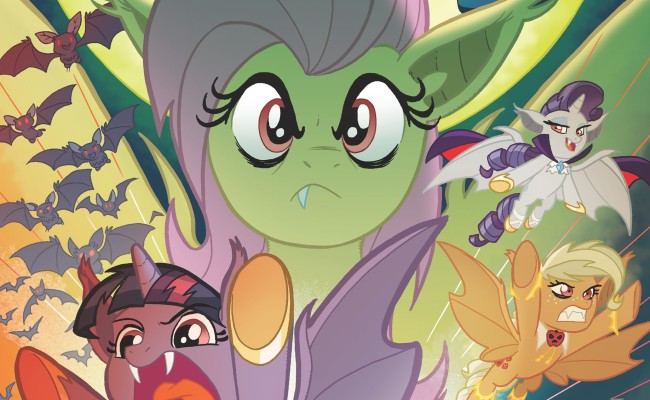 My Little Pony: Friendship is Magic #33 Review