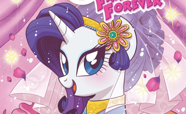 My Little Pony: Friends Forever #19 Review