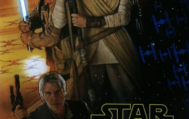 Prepare to Bust a Nut: STAR WARS: THE FORCE AWAKENS Trailer Coming Monday
