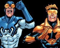 BLUE BEETLE/BOOSTER GOLD Film Being Made!