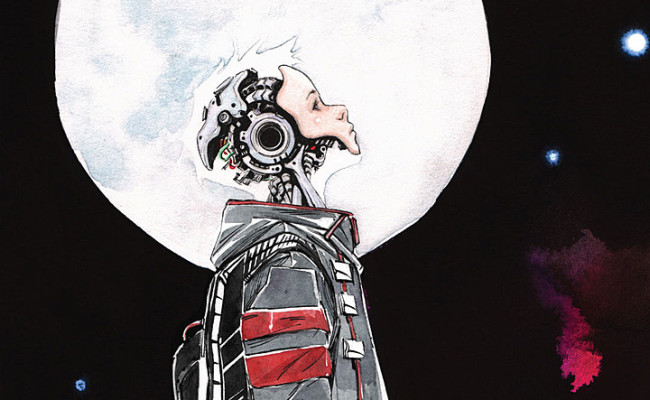 DESCENDER #1 (Late-ish) Review