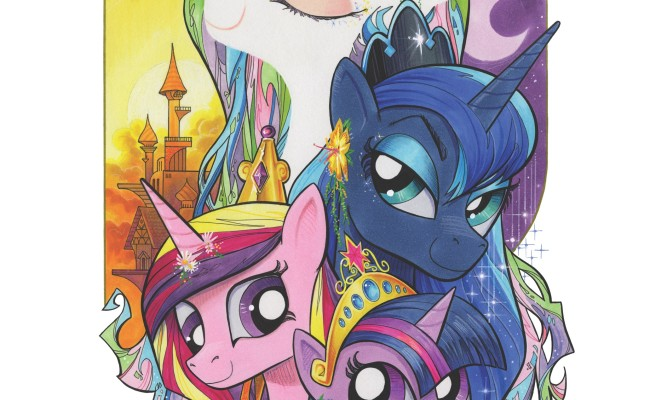 My Little Pony: Friendship is Magic #35 Review