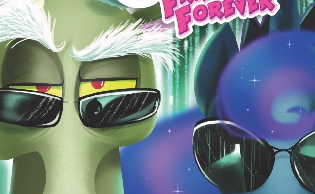 My Little Pony: Friends Forever #20 Review