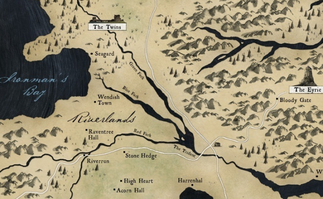 The Riverlands Will be Packed in GAME OF THRONES Season 6