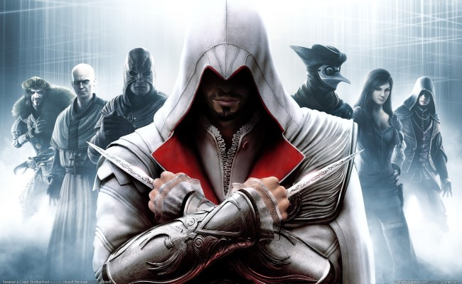 ASSASSIN'S CREED Theme Park to Open in 2020?