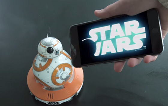 STAR WARS' BB-8 is The Droid I'm Looking For