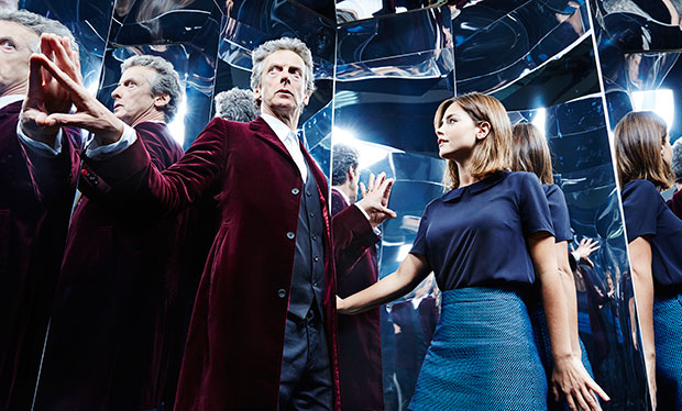 DOCTOR WHO Series 9 Episode Titles are Hot Shit