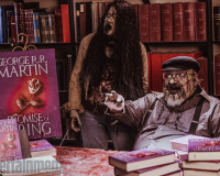 George R.R. Martin Becomes a Zombie on Z NATION