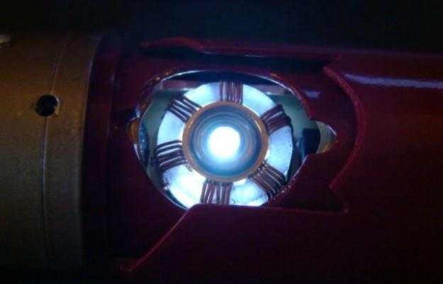 IRON MAN-Themed Lightsaber Finally Coming to Light?!