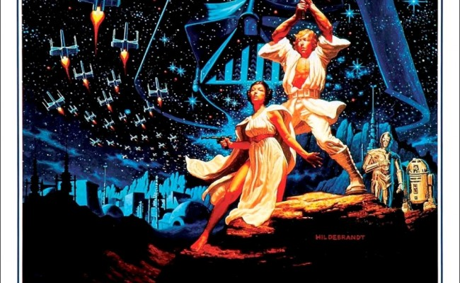 STAR WARS EPISODE IV: A NEW HOPE is a Study in What it Takes to be Good