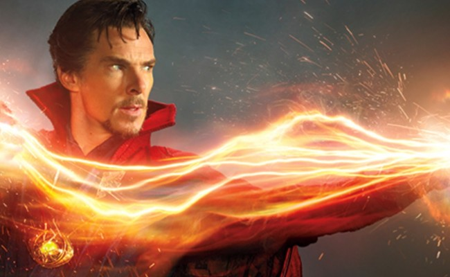 Benedict Cumberbatch on Eastern Mysticism in DOCTOR STRANGE