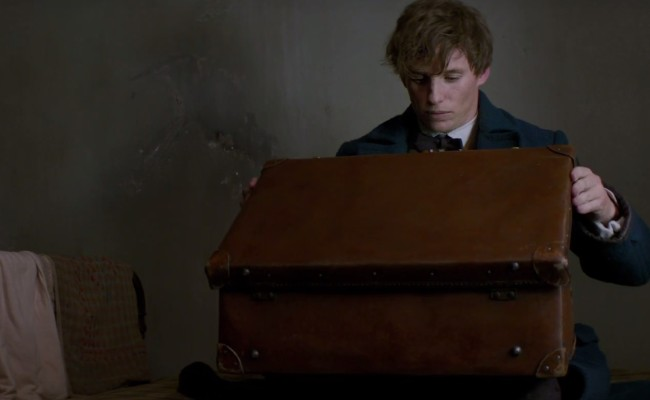 Trailer Illuminates FANTASTIC BEASTS AND WHERE TO FIND THEM