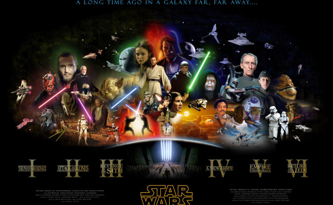 Top 5 Most Awesome STAR WARS Prequel Characters