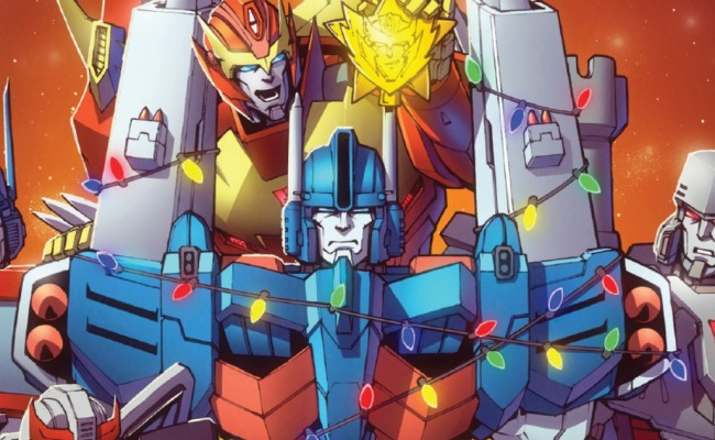 TRANSFORMERS: HOLIDAY SPECIAL Review