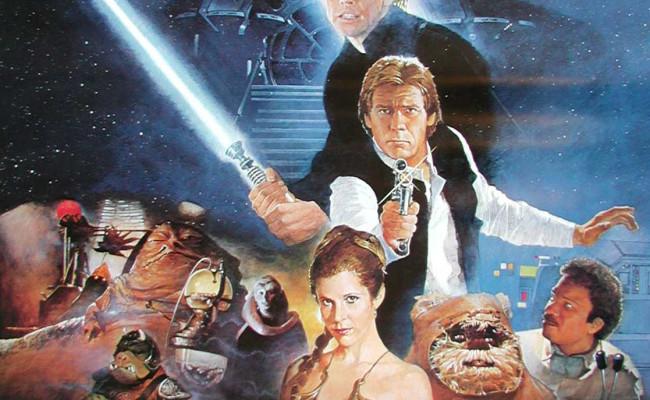 Luke Skywalker's Trial is What Makes RETURN OF THE JEDI Work