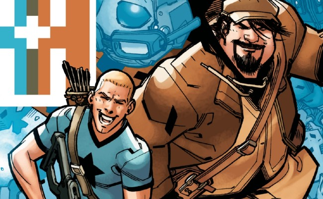 A&A: THE ADVENTURES OF ARCHER AND ARMSTRONG #1 Review