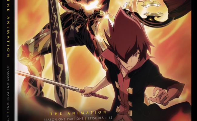 "GARO: The Animation ""Season 1 – Part 1"" Review"