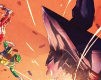 MIGHTY MORPHIN POWER RANGERS #4 Review