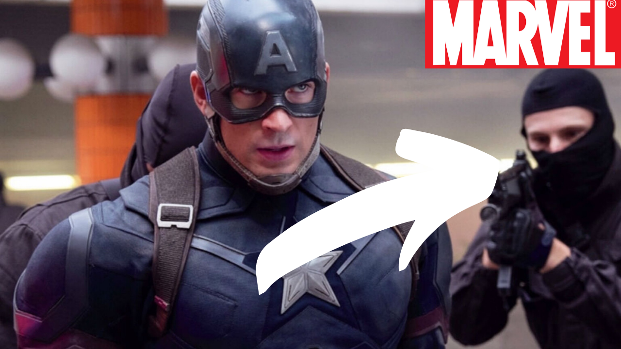 How Captain America and Red Guardian Met in the Black Widow Movie